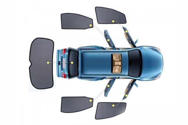 Zavesice za auto stakla