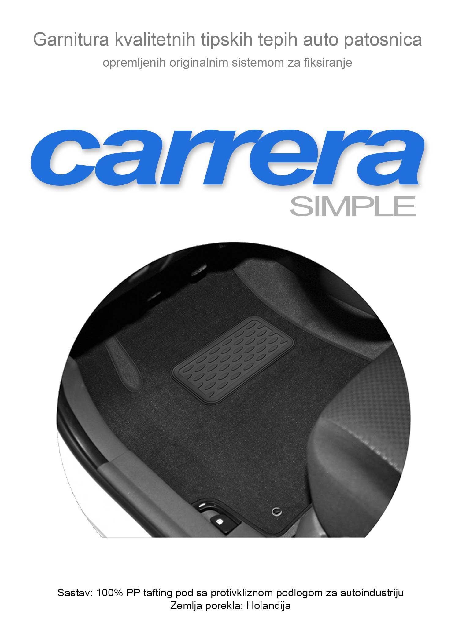 Carrera-simple