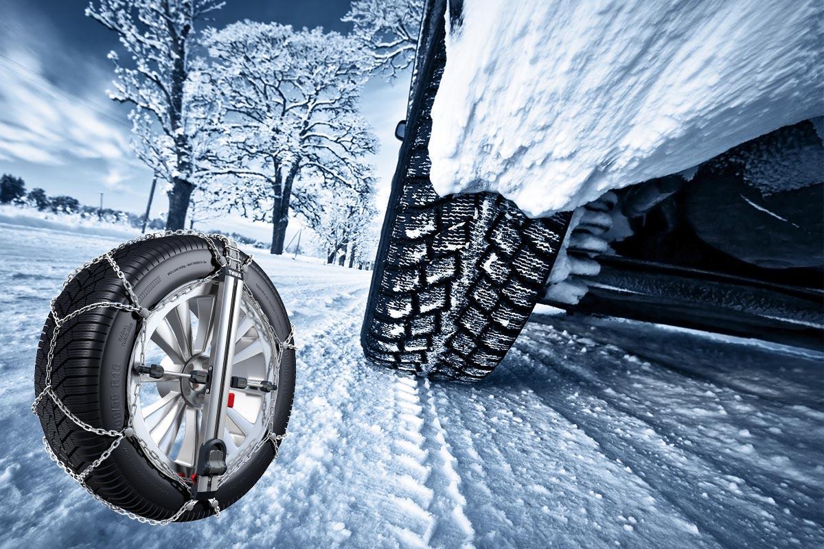 Lanci za sneg - zimska oprema